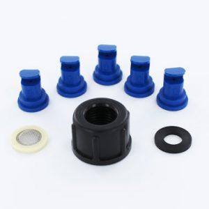 Cooper Pegler Anvil Nozzle Pack AN 1.8 Blue - 571003