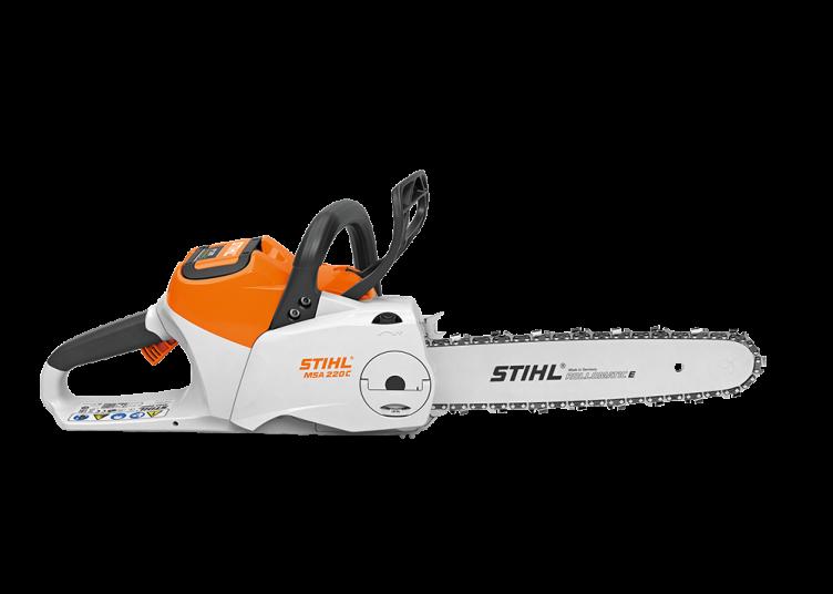 STIHL MSA220 Promo Kit
