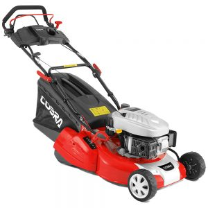 Cobra RM46SPCE Electric Start Rear Roller Mower