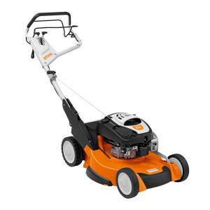 STIHL RM655 VS Mower