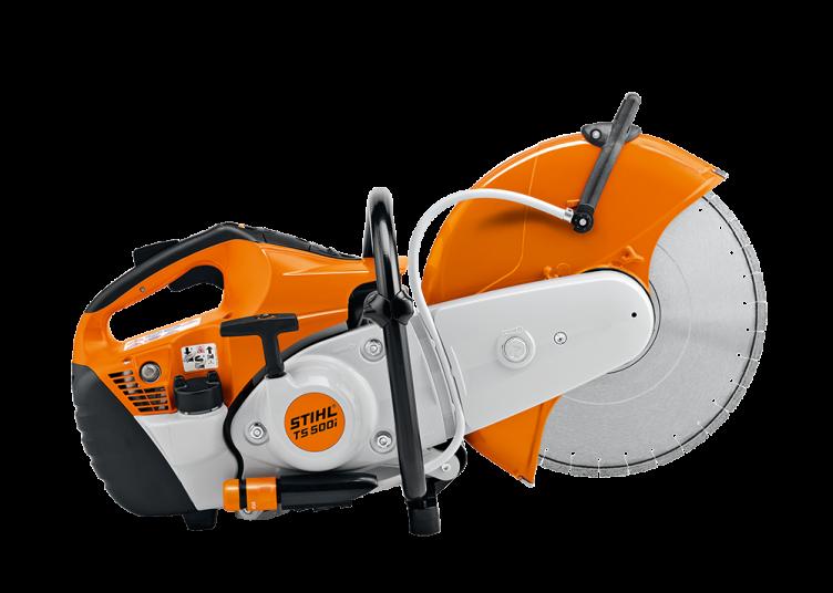 STIHL TS500I-A Cut-Off Saw